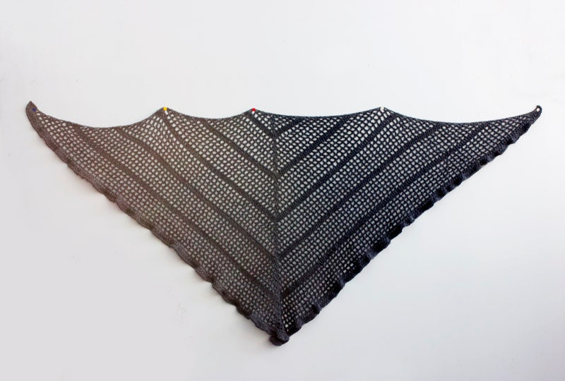 Simple Shawl Crochet Pattern Image Collections Knitting Patterns
