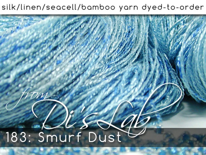 From the Lab  DtO 183: Smurf Dust on image 0