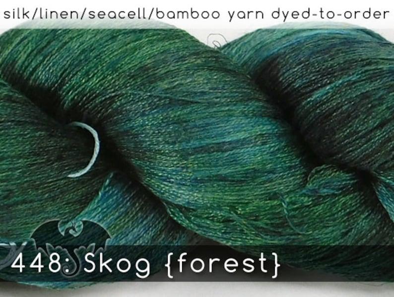 DtO 448: Skog forest a Dragon Clan color on image 0