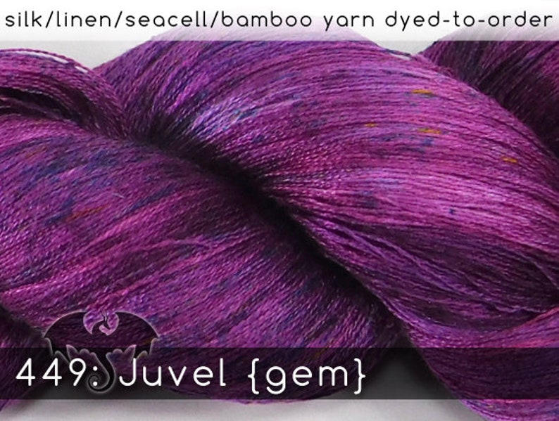 DtO 449: Juvel gem a Dragon Clan color on image 0