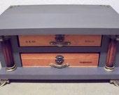 Cigar Box Jewelry Box Treasure Box