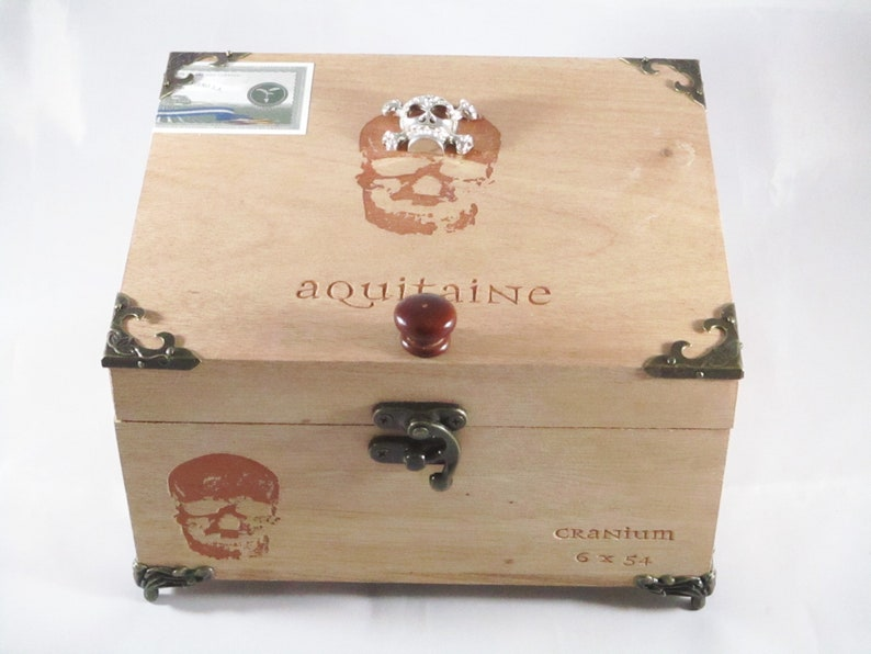 Groomsmen Gift Groomsmen Box Cigar Box Groomsmen Men S Valet Box Valet Box Jewelry Box Treasure Box Keepsake Box Cigar Box 1271