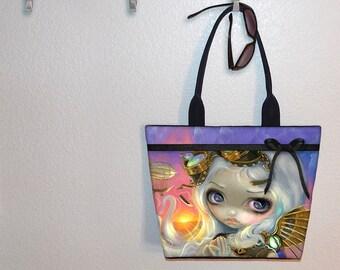 Brother /& Sister Jasmine Becket-Griffith CANVAS PRINT deer fairy pop big eye art