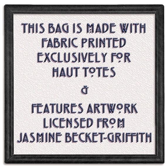 I Vampiri La Libreria Jasmine Becket-Griffith CANVAS PRINT gothic vampire art