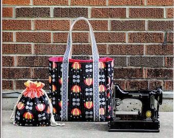 593db83a34 Jeni Baker Sew Portable Travel Set Pattern