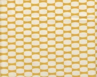 Moda Fabrics 2wenty Thr3e Ogees in Gold - Half Yard