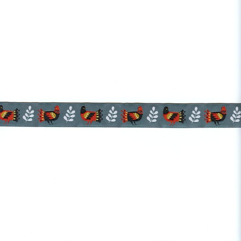 Renaissance Ribbons Dinara Mirtalipova Folk Small Birds on image 0