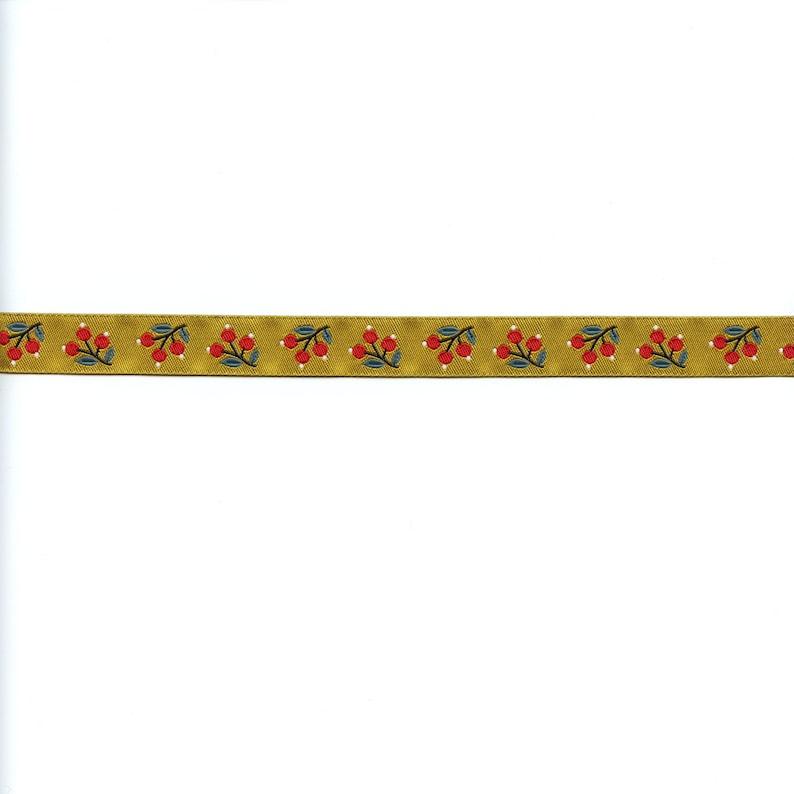 Renaissance Ribbons Dinara Mirtalipova Folk Orange Berries on image 0