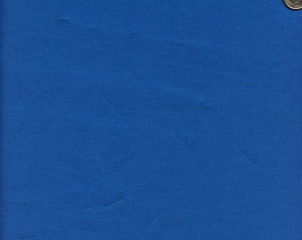 Sold by the Half Yard - Painter's Palette Solid in Marine by Paintbrush Studio