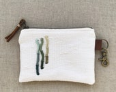 handwoven pouch #5