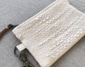 handwoven pouch #6