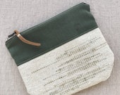 handwoven pouch #1