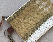 handwoven pouch #3