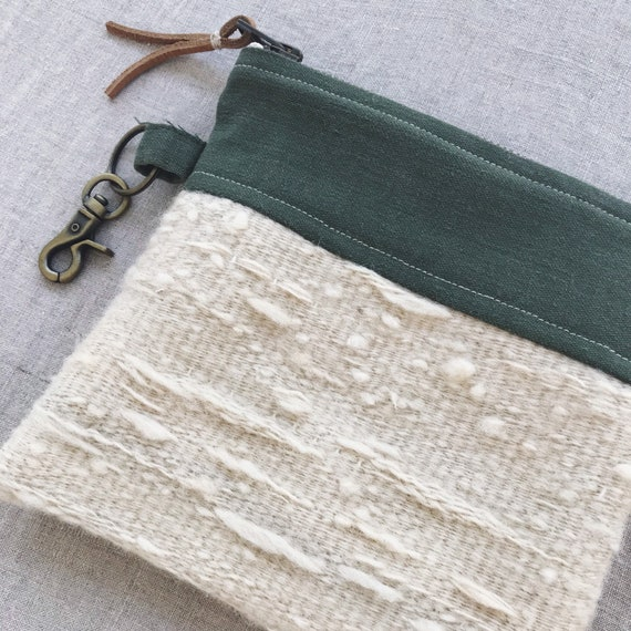 handwoven pouch #2
