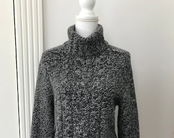 d31014db20 Vintage Lambswool Turtleneck Sweater