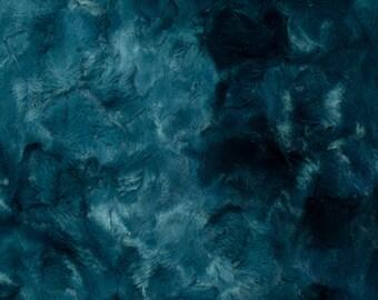 Shannon Mallard Luxe Cuddle Galaxy # LCGALAXYMALL Soft, Snuggly Fabric  - Choose Your Cut