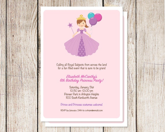 image relating to Printable Princess Invitations known as Princess occasion invitation, princess birthday bash, printable princess invitation, printable celebration invitation, personalized invites, electronic