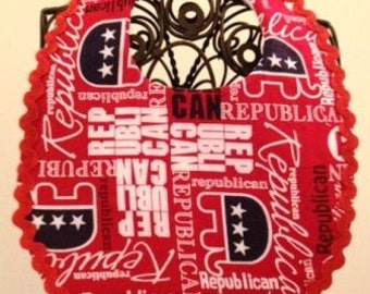 Republican Infant Baby Bib