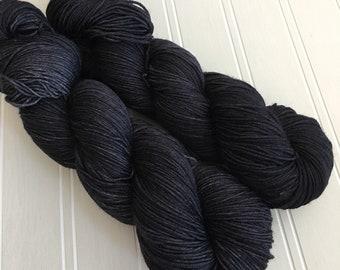 Charcoal Grey Yarn