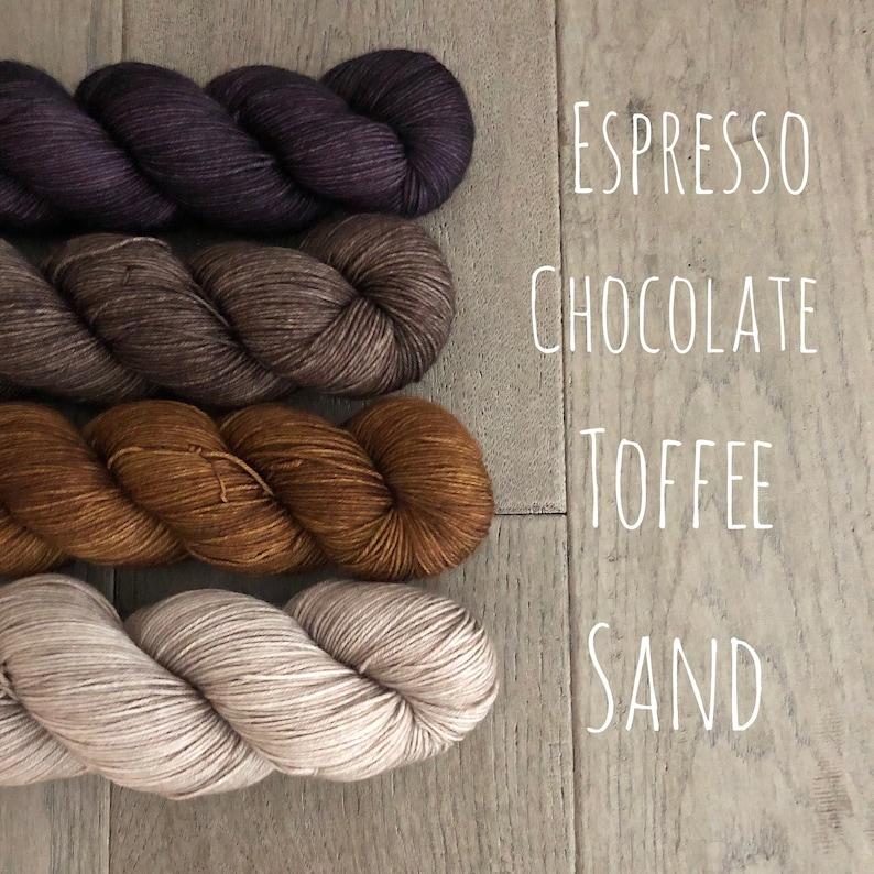 Espresso Mini Skein