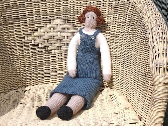 Tilda Knitted Doll Pattern Milly