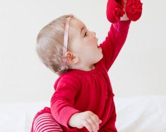 PDF Knitting pattern - Mary Janes