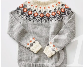 Granny Square Jacke Patchwork Jacke Häkelanleitung Im Kimono Etsy