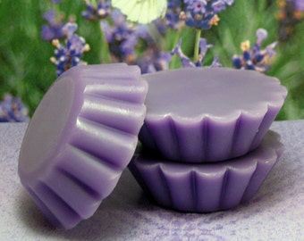 Lavender PURE SOY Tart Melts (Set of 4)