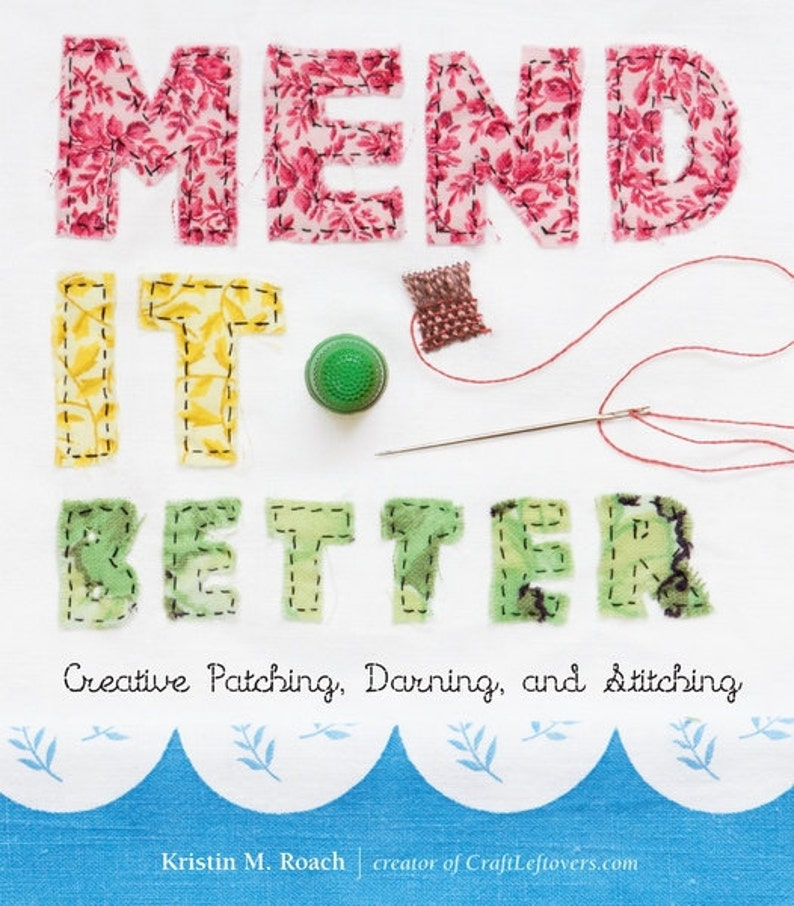 Mend it Better  signed by the author image 1
