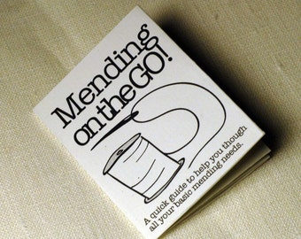MiniBook - Mending on the GO