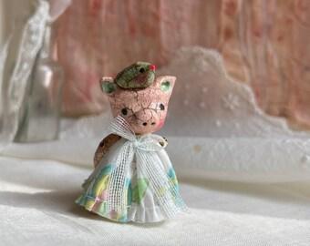 Lil Piggy, Clay Piggy