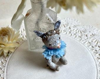Lil Blue Bunny, Clay Bunny - No.2