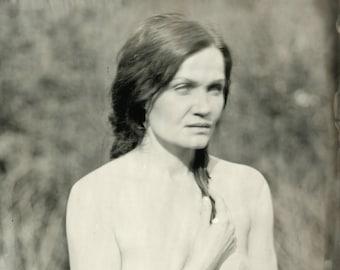 Portrait of Ingvild