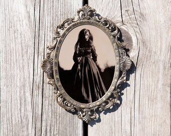 Tintype - Doll