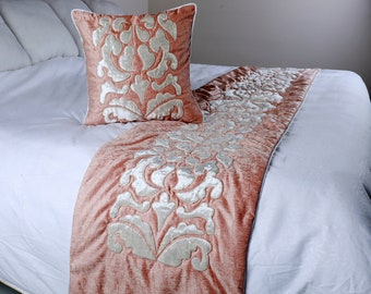 Pillow Covers Bed Runners by TheHomeCentric
