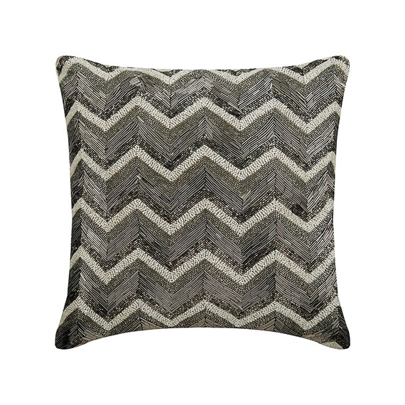 Incredible Luxury Charocal Grey Pillows Cover 26X26 Silk Pillows Covers For Couch Square Geometric Pillows Cover Trellis Pattern Trellis Night Andrewgaddart Wooden Chair Designs For Living Room Andrewgaddartcom