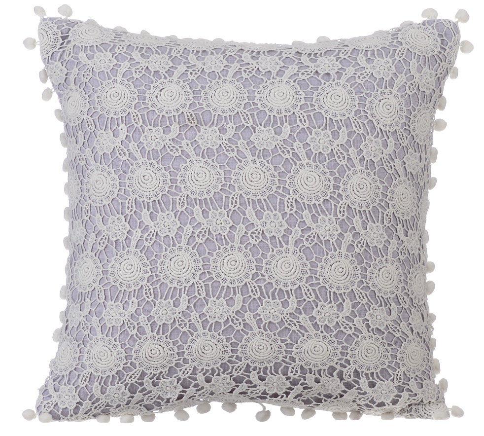 Crochet Pillow Sham Covers Pillow Sham Couch Toss Sofa Pillow Etsy