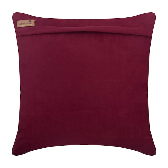 Terrific Burgundy Couch Sofa Cushion Covers 12 X 12 Pillow Covers Suede Textured Decorative Pillows Home Sofa Living Decor Deep Burgundy Love Tune Ibusinesslaw Wood Chair Design Ideas Ibusinesslaworg