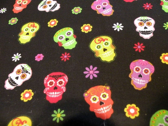 Colorful Skulls Small Pet Sacks, Tents, and Tunnels, Design your Own!