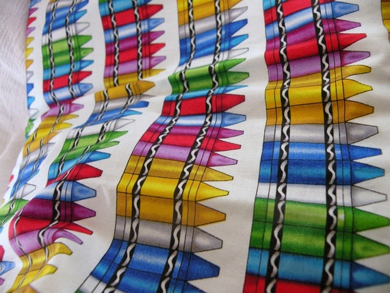 Crayons Small Pet Sacks, Tents, and Tunnels, Design your Own!