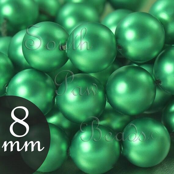 5810 Swarovski® Pearls Round Crystal Jade Pearl