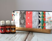 Serape Essential Oil Pouch / Oily Pouch / Essential Oil Storage / Travel / Travel Essential Oil / Essential Oil Case / Oily Case /EO Storage