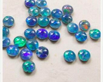 A-Grade Opal Triplet 10x8 Cabochons