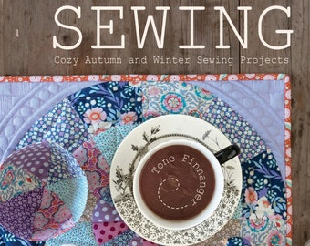 Tilda Hot Chocolate By Tone Finnanger, Sewing Pattern Book # T7267