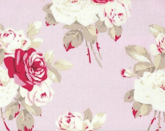 Large Antique Roses TW55 Pink, Shabby chic - Petals by Tanya Whelan