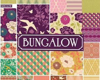 Joel Dewberry Bungalow - 22 fat quarters fabric bundle set