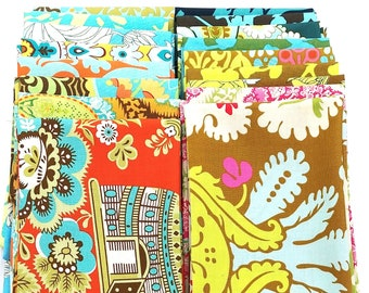 Amy Butler Belle Fabric bundle -  17 fat quarters