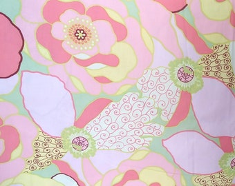 Alexander Henry Fashionista cotton fabric - Blakely AH8068C Pink - select a length