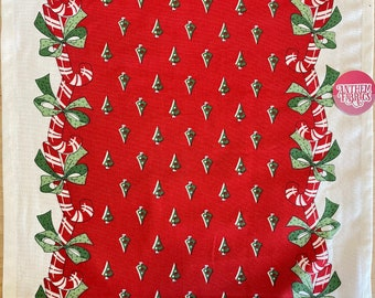 """Moda Christmas Toweling 16""""-wide, by the yard"""