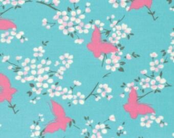 SALE Chloe by Tanya Whelan - Butterfly TW100 SKY blue - select a length